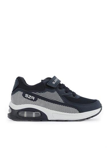 Slazenger Slazenger Yürüyüş Ayakkabısı Lacivert